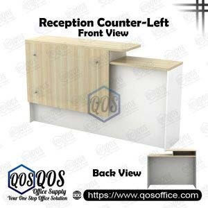 Executive Reception Counter | QOS-B-SCT1500