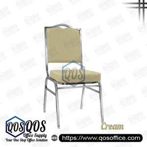 Office Chair Banquet Chair QOS-CH668C Cream