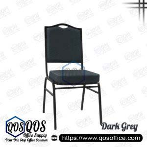 Office Chair Banquet Chair QOS-CH669E Dark Grey