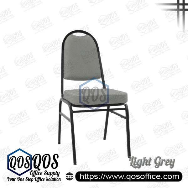Office Chair Banquet Chair QOS-CH675E Light Grey