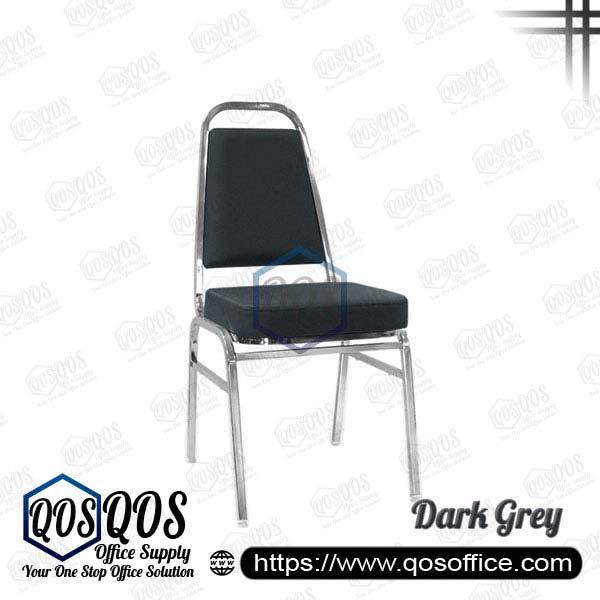 Office Chair Banquet Chair QOS-CH676C Dark Grey