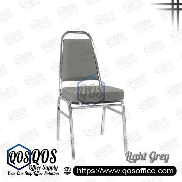 Office Chair Banquet Chair QOS-CH676C Light Grey