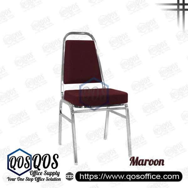 Office Chair Banquet Chair QOS-CH676C Maroon