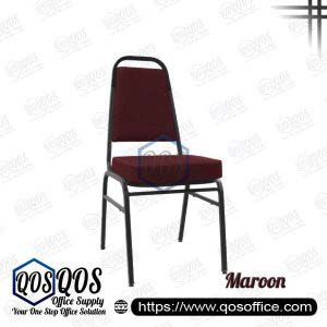 Office Chair Banquet Chair QOS-CH677E Maroon