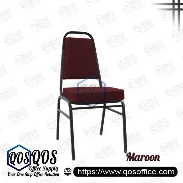 Office Chair Banquet Chair QOS-CH677E Maroon
