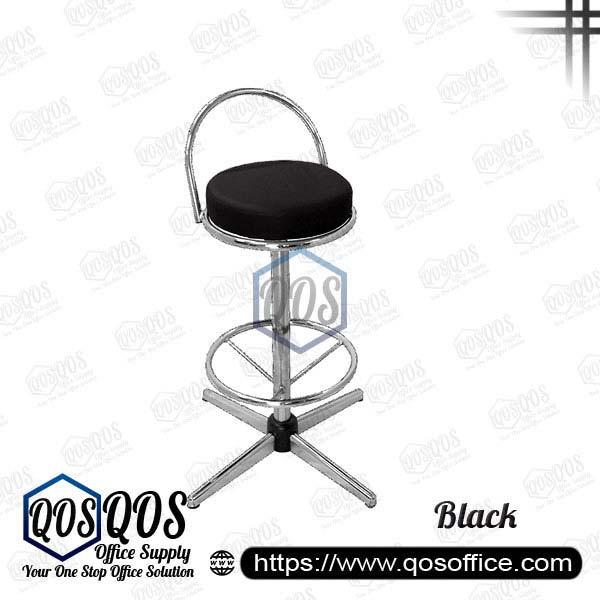 Office Chair Bar Stools QOS-CH775C Black