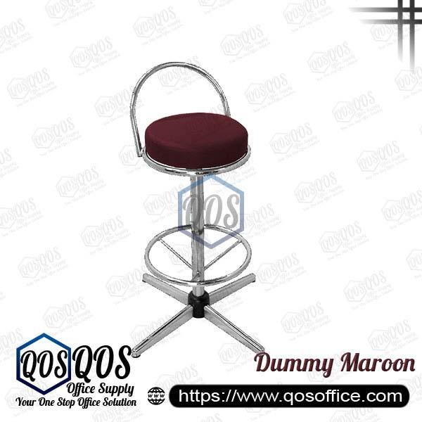 Office Chair Bar Stools QOS-CH775C Dummy Maroon