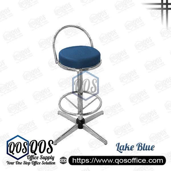 Office Chair Bar Stools QOS-CH775C Lake Blue