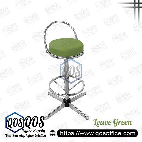 Office Chair Bar Stools QOS-CH775C Leave Green