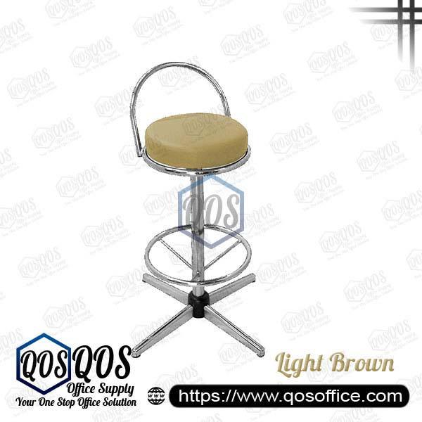 Office Chair Bar Stools QOS-CH775C Light Brown