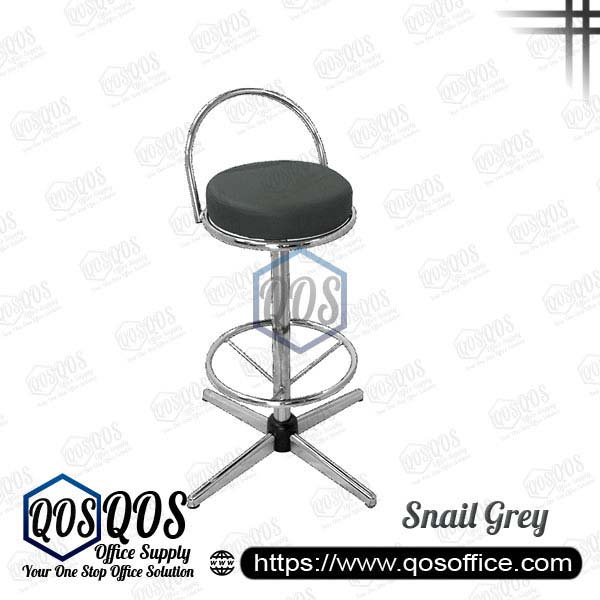 Office Chair Bar Stools QOS-CH775C Snail Grey