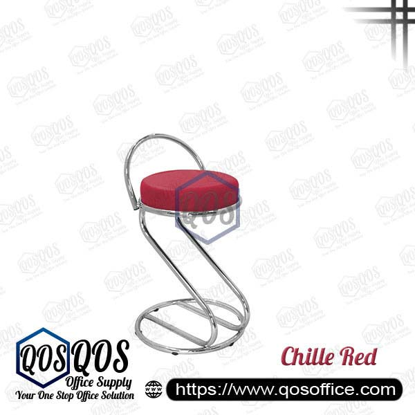Office Chair Bar Stools QOS-CH779C Chille Red