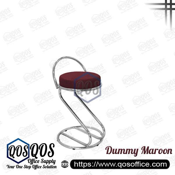 Office Chair Bar Stools QOS-CH779C Dummy Maroon