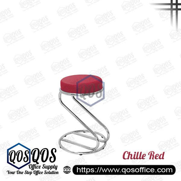 Office Chair Bar Stools QOS-CH781C Chille Red