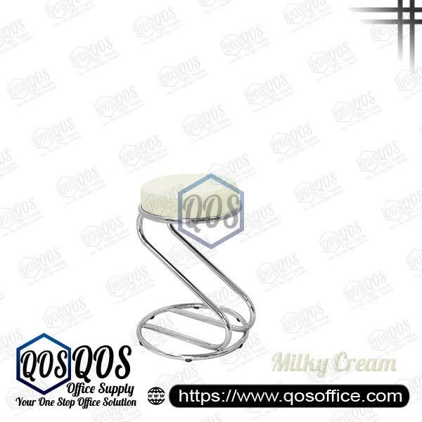 Office Chair Bar Stools QOS-CH781C Milky Cream