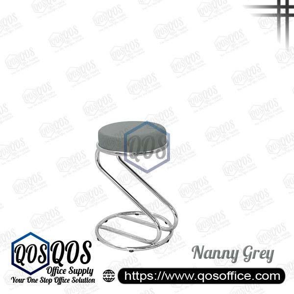 Office Chair Bar Stools QOS-CH781C Nanny Grey