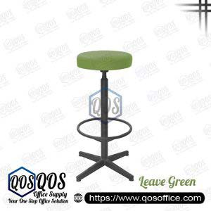 Office Chair Bar Stools QOS-CH784E Leave Green
