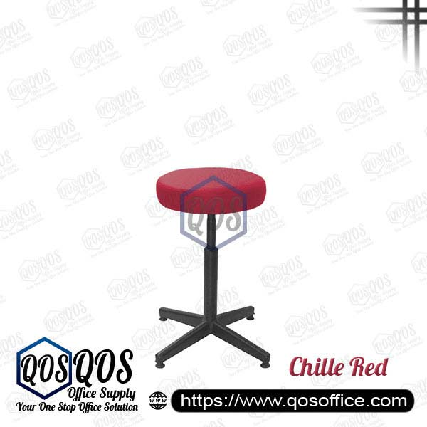 Office Chair Bar Stools QOS-CH785E Chille Red