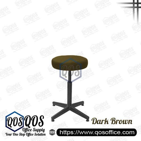 Office Chair Bar Stools QOS-CH785E Dark Brown
