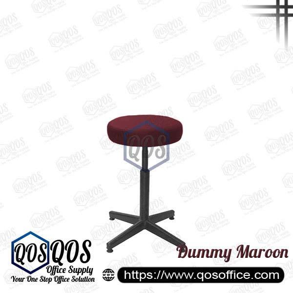 Office Chair Bar Stools QOS-CH785E Dummy Maroon