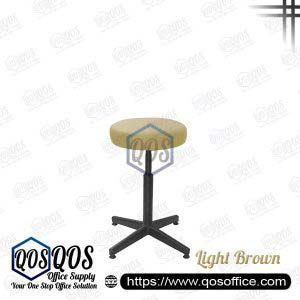 Office Chair Bar Stools QOS-CH785E Light Brown
