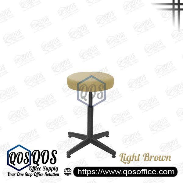 Office Chair Bar Stools QOS-CH785E Light Brown