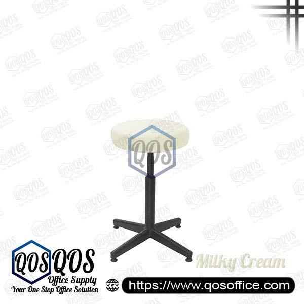 Office Chair Bar Stools QOS-CH785E Milky Cream