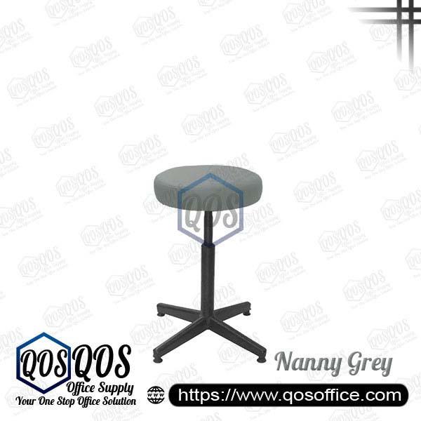 Office Chair Bar Stools QOS-CH785E Nanny Grey