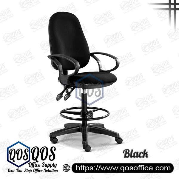Office Chair Drafting Chair QOS-CH289H Black