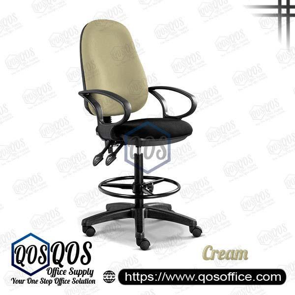 Office Chair Drafting Chair QOS-CH289H Cream