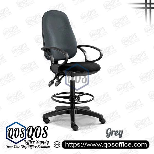 Office Chair Drafting Chair QOS-CH289H Grey
