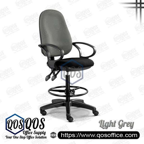Office Chair Drafting Chair QOS-CH289H Light Grey