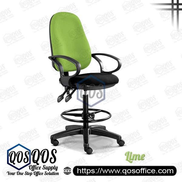 Office Chair Drafting Chair QOS-CH289H Lime