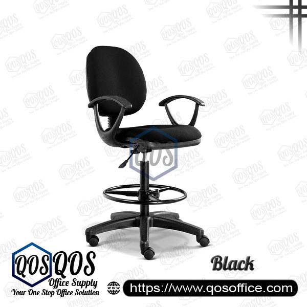 Office Chair Drafting Chair QOS-CH291H Black