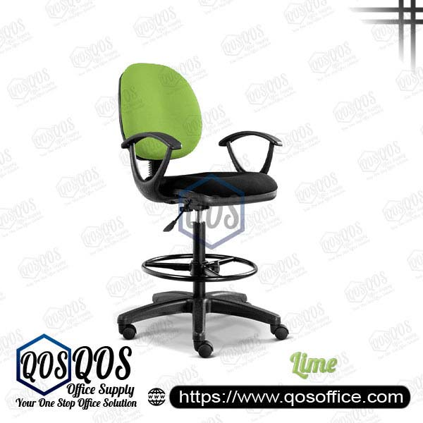 Office Chair Drafting Chair QOS-CH291H Lime