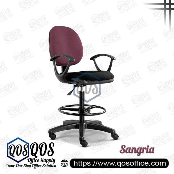 Office Chair Drafting Chair QOS-CH291H Sangria