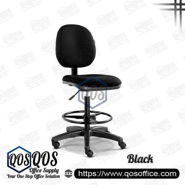 Office Chair Drafting Chair QOS-CH292H Black