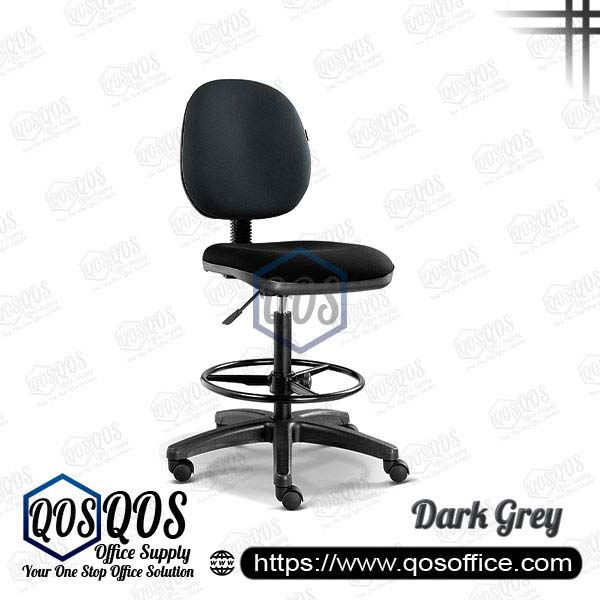 Office Chair Drafting Chair QOS-CH292H Dark Grey