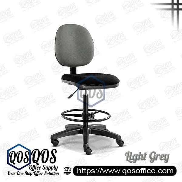 Office Chair Drafting Chair QOS-CH292H Light Grey