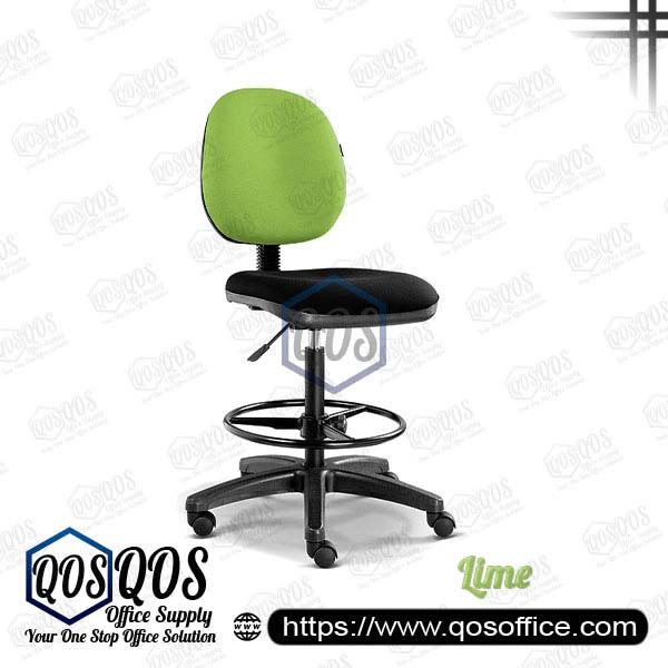 Office Chair Drafting Chair QOS-CH292H Lime