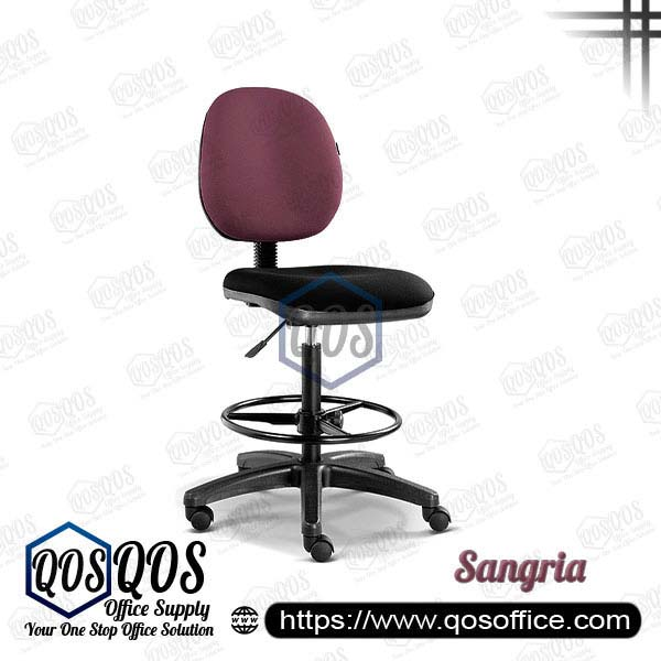 Office Chair Drafting Chair QOS-CH292H Sangria