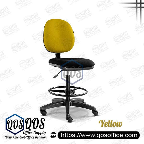 Office Chair Drafting Chair QOS-CH292H Yellow