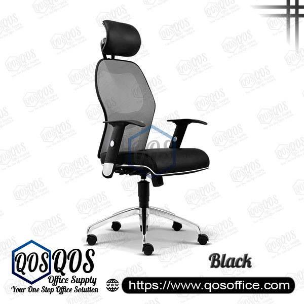 Office Chair Ergonomic Mesh Chair QOS-CH2091H Black
