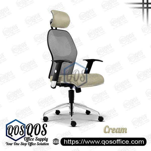 Office Chair Ergonomic Mesh Chair QOS-CH2091H Cream