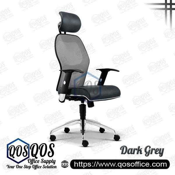 Office Chair Ergonomic Mesh Chair QOS-CH2091H Dark Grey