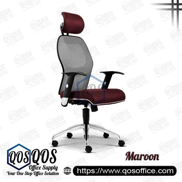 Office Chair Ergonomic Mesh Chair QOS-CH2091H Maroon