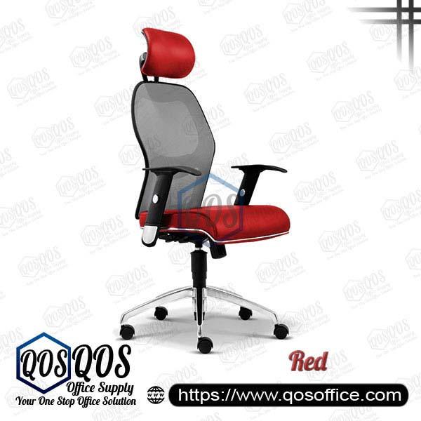 Office Chair Ergonomic Mesh Chair QOS-CH2091H Red