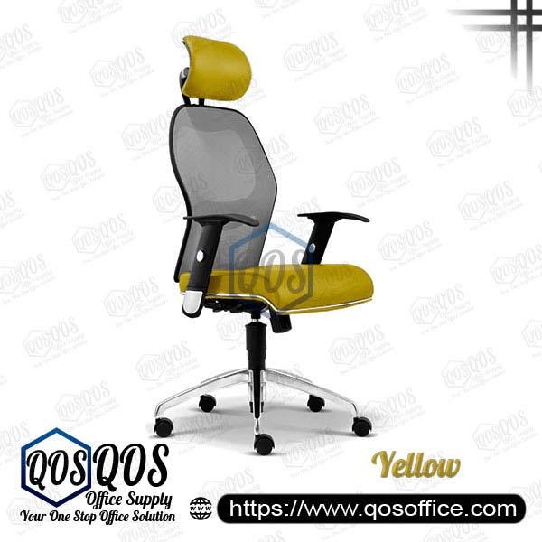 Office Chair Ergonomic Mesh Chair QOS-CH2091H Yellow