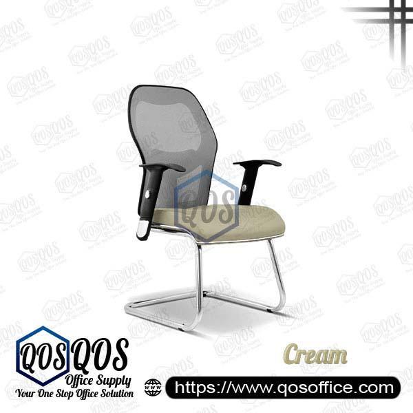Office Chair Ergonomic Mesh Chair QOS-CH2093S Cream