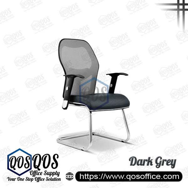 Office Chair Ergonomic Mesh Chair QOS-CH2093S Dark Grey